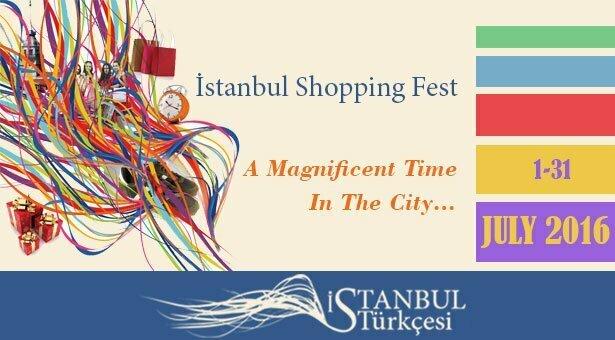 جشنواره خرید استانبول