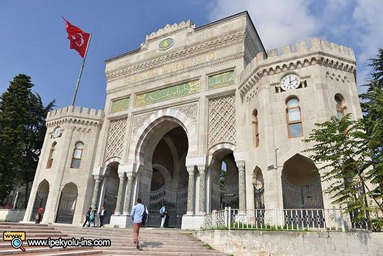 سوالات یوس دانشگاه استانبول