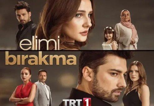 سریال دستمو رهانکن با زیرنویس ترکی