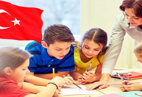 آموزش ترکی استانبولی به کودکان